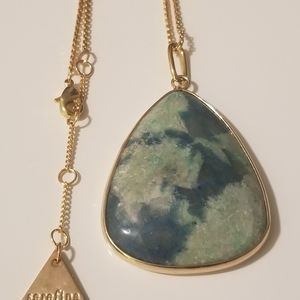 Anthropologie Serefina Lita Pendant Necklace